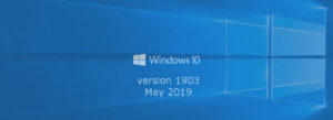 Windows 10 version 1903 update not installing on some